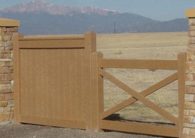 fence-plastic-lumber