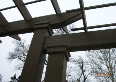 Structural Plastic Lumber